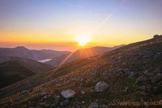 Sunrise at Sulpher Ridge. http://www.naturehealsthesoul.com/2014/08/rise.html