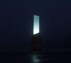 Luz na noite