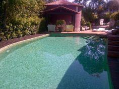 Uno de nuestro colaborador, la piscina de NovaVila Design & Wine Hotel en Meis. El Placer del Paladar y del Descenso.!