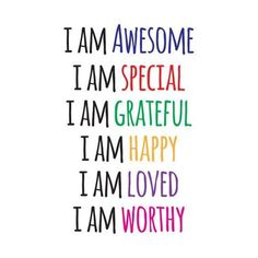 Positive Quotes For Children Family Quotes I Am Quotes, Inspirational Quotes For Kids, Daily Motivational Quotes, Positive Quotes For Life, Uplifting Quotes, Quotes To Live By, Life Quotes, Happy Quotes For Kids, Motivation Positive