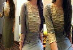 Simple yet decent salwar suit