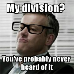 Hipster Lestrade- not my division