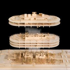 Renzo Piano Building Workshop - Projects - By Type - 8701 Collins Avenue Wood Architecture, Residential Architecture, Architecture Diagrams, Architecture Portfolio, Miami Images, Renzo Piano, Arch Model, Site Plans, Timber House