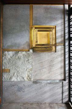 Design is fine. History is mine. — Carlo Scarpa, Negozio Olivetti, Showroom in...