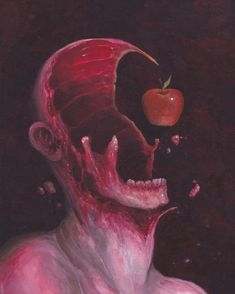 Creepy Art, Weird Art, Arte Horror, Horror Art, Arte Peculiar, Arte Obscura, Macabre Art, Psychedelic Art, Surreal Art