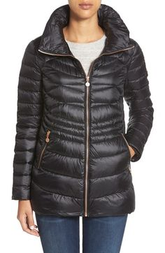 Bernardo Packable Down & PrimaLoft® Jacket | Nordstrom