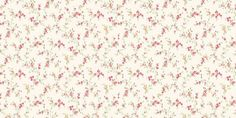 Cosy Posy (M0761) - Coloroll Wallpapers - A tiny scale floral all over design - available in two colourways - shown here in the red. Please request a sample for true colour match.