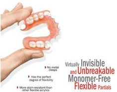 Dentures & Removable Partials How to Choose Your Dentures. Talk to us at Water Brook Dental; we'd be glad to help as your dentist in Washingon DC. Call us or stop by http://dentist-of-washington-dc.com/dentures/
