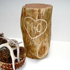 Personalized stump table