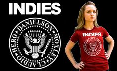 Indies - Moxley and Danielson on the same shirt!?