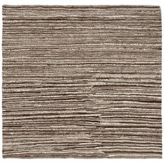 """Masana Flat weave Wool Rug 8'2""""x8'2"""" ($2,870) ❤ liked on Polyvore featuring home, rugs, woven wool rug, black rug, beige area rugs, woven rugs and cream rug"""