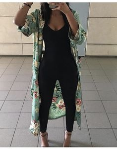 Not a fan of kimonos but maybe try it out for a change