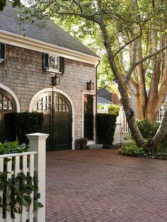 Garage/Carriage House...beautiful!