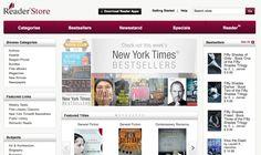 """Sony abre su """"nueva"""" tienda de libros http://www.xataka.com/p/92480"""