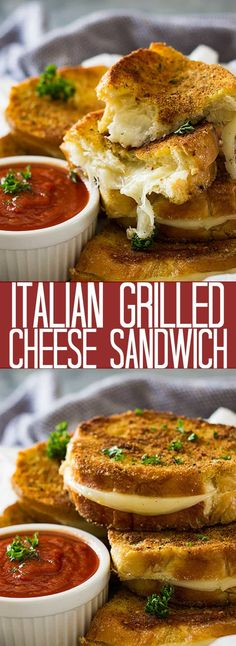 This Italian Grilled Cheese Sandwich is the perfect quick and easy meal! It'… This Italian Grilled Cheese Sandwich is the perfect quick and easy meal! It's filled with ooey, gooey Provolone cheese sandwiched between a golden crispy crust! Grill Sandwich, Croissant Sandwich, Grilled Sandwich Recipe, Grill Cheese Sandwich Recipes, Delicious Sandwiches, Steak Sandwiches, Burger Recipes, Best Grilled Cheese Sandwich Recipe, Grilled Cheese Recipes Easy