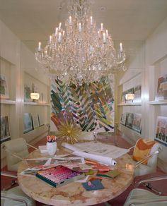 Wearstler's Office