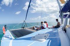 #paradise #sailingwithus Snorkeling, Outdoor Furniture, Outdoor Decor, Sun Lounger, Sailing, Have Fun, Paradise, Home Decor, Hammock Chair