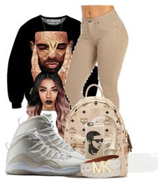 """drake♡♡♡"" by ballislife ❤ liked on Polyvore featuring Gorjana, MCM, Casetify and Michael Kors"