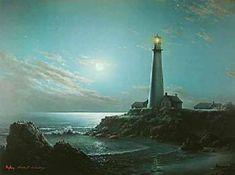 Dalhart Windberg Nightlong Sentinel Signed Open Edition