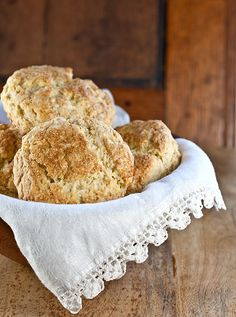 Irish Scones - already found a recipe and will definitely try it. #scones #irish #food #recipe