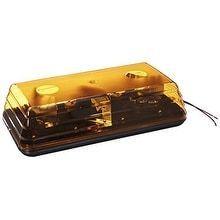 Grote 76813 Yellow 15 Rotating Low Profile Bar Light