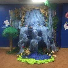 Pudincoco Plegable 3 en 1 Interior para niños al Aire Libre Pop Up Play House Tents Tunnel and Ball Pit Niños Baby Playhouse Kids Regalos Tiendas de Juguete Blanco y Rojo Artículos educativos