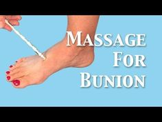 Exercises to Shrink a Bunion - YouTube