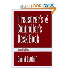 Treasurer's & Controller's Desk Book