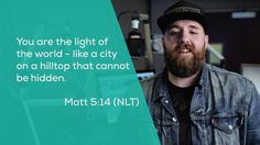 #VOTD #Bible #Light  For more videos & verses, go to Air1.com.