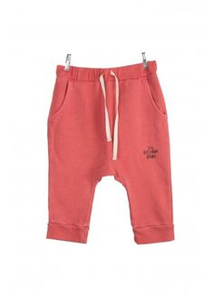Trousers Petit Monster / Red