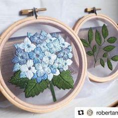@robertamgrace #bordado #broderie #handembroidery #needlework #ricamo #embroidery