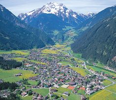 Go to Mayrhofen, Austria... The place named after my grandpa's side of the family.