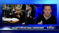 3/3/15 - Gutfeld: Clinton 'Called Herself Transparent, Happily Skirted Rules'