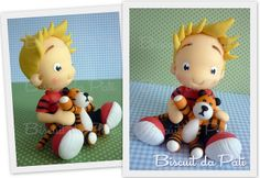Calvin e Haroldo by Biscuit da Pati, via Flickr