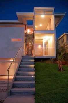 House Tour: Redondo Beach Container House