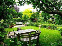 Herry's Journal: Favourite Gardens - 5 Burbage Road