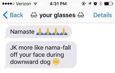 15 Obnoxious Texts Your Glasses Would Send You