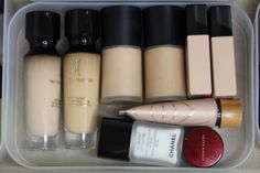 The Foundations Went in Two by Two… - Vivianna Does Makeup