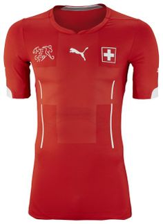 The Swiss aren't wearing swiss cheese to the World Cup... but they ARE wearing these: http://learn.captainu.com/2014/04/01/swiss-wearing-world-cup/