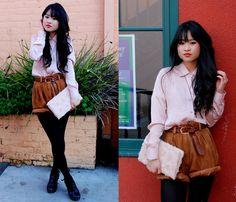 The Chloe Look  (by Natalie Liao) http://lookbook.nu/look/1497597-The-Chloe-Look
