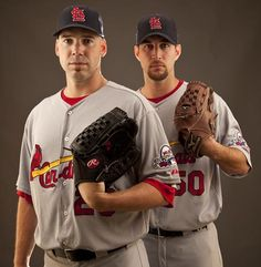 Chris Carpenter & Adam Wainwright