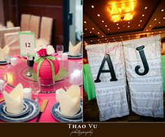 Annie & Justin's Wedding by Thao Vu Photography