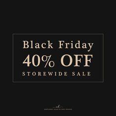 Enjoy Black Friday !
