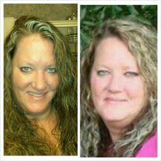 Here is a before and after picture of myself 5 months on plexus