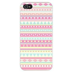Amazon.com: MagicPieces Pink Heart and Dots Print Plastic Snap-on Back Cover Case for iPhone 5/5S: Cell Phones & Accessories
