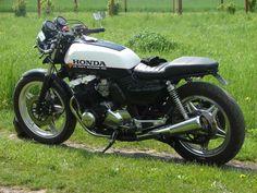 HONDA CB 900 F CAFE RACER ODRESTAUROWANY (5481895753) - Allegro.pl - Więcej niż aukcje.