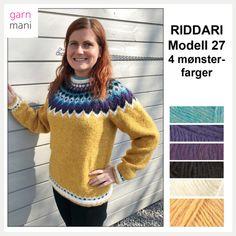 Icelandic Sweaters, Knitwear, Pullover, Wool, Knitting, Crochet, Black, Fashion, Nightgown