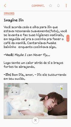 Bts Memes, Imagine Jin, K Pop, Kim Jong In, Imagines, Namjin, Bts Jin, Jikook, Seokjin