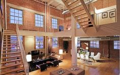Industrial Loft San Francisco | Loft-Living Around the Globe | Abduzeedo Design Inspiration