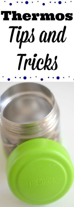 Revamp your lunchbox routine with these Thermos Tips and Tricks. A simple thermos gives a lot of meal options for you to enjoy while away from a refrigerator. Use these tips and tricks for safely Thermos Lunch Ideas, Thermos Food Jar, Lunch Box, Hiking Food, Backpacking Food, Camping, Cold Lunches, Cold Meals, Lunchbox Kids
